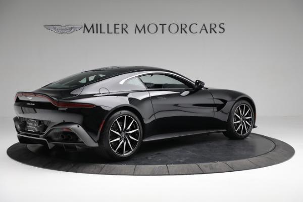 Used 2019 Aston Martin Vantage Coupe for sale $129,900 at Alfa Romeo of Westport in Westport CT 06880 7