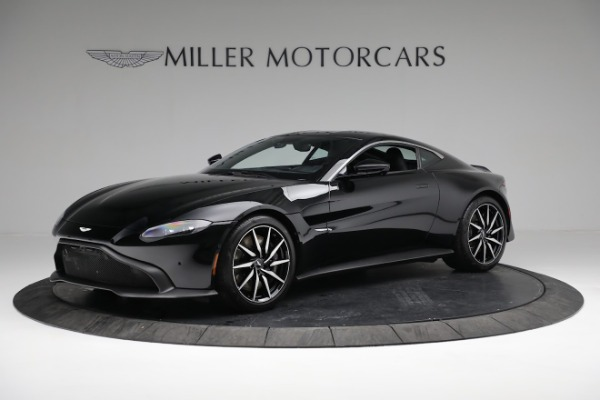 Used 2019 Aston Martin Vantage for sale $129,900 at Alfa Romeo of Westport in Westport CT 06880 1