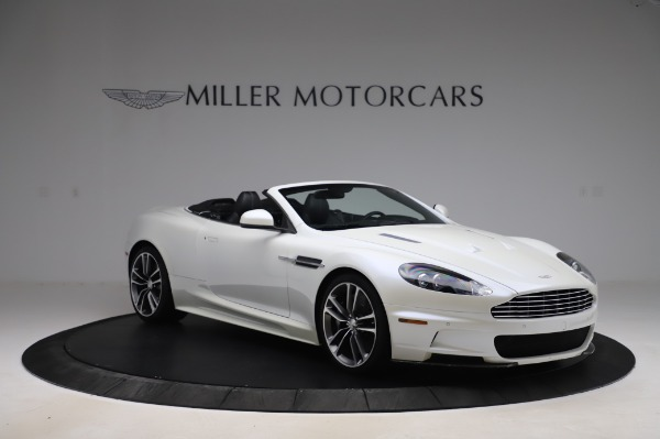 Used 2010 Aston Martin DBS Volante for sale $104,900 at Alfa Romeo of Westport in Westport CT 06880 10