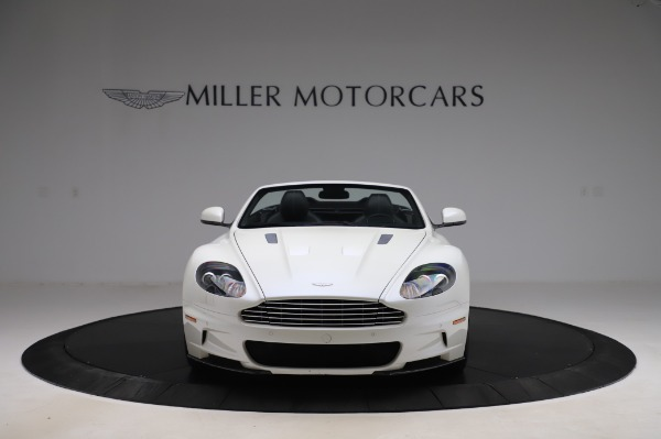 Used 2010 Aston Martin DBS Volante for sale $104,900 at Alfa Romeo of Westport in Westport CT 06880 11