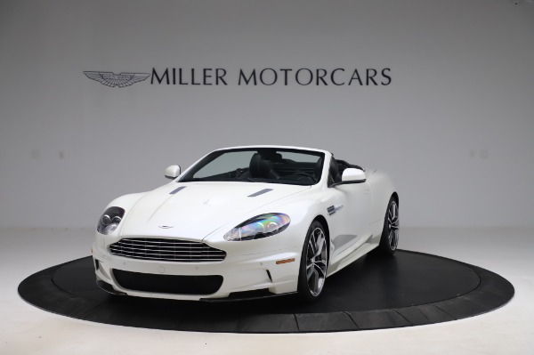 Used 2010 Aston Martin DBS Volante for sale $104,900 at Alfa Romeo of Westport in Westport CT 06880 12