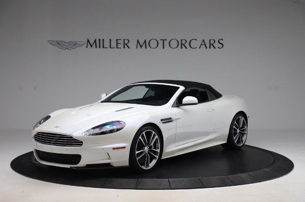 Used 2010 Aston Martin DBS Volante for sale $104,900 at Alfa Romeo of Westport in Westport CT 06880 13