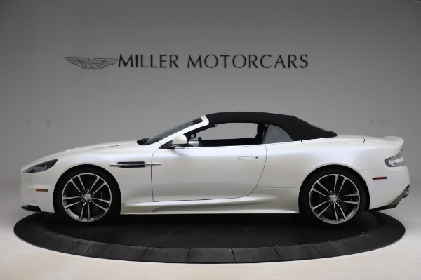 Used 2010 Aston Martin DBS Volante for sale $104,900 at Alfa Romeo of Westport in Westport CT 06880 14
