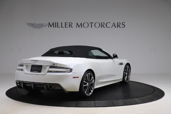 Used 2010 Aston Martin DBS Volante for sale $104,900 at Alfa Romeo of Westport in Westport CT 06880 16