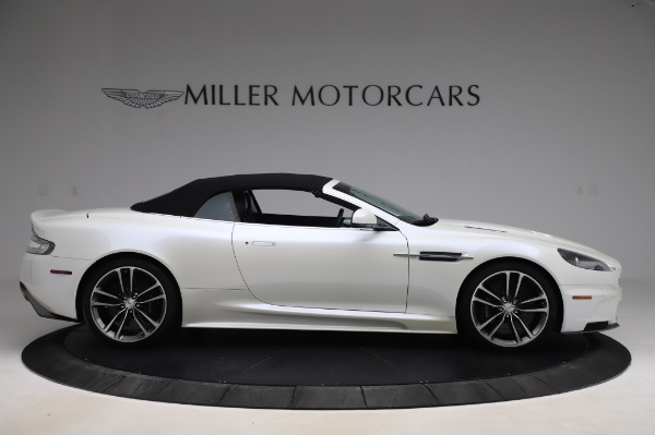 Used 2010 Aston Martin DBS Volante for sale $104,900 at Alfa Romeo of Westport in Westport CT 06880 17