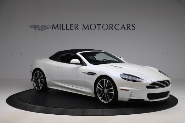 Used 2010 Aston Martin DBS Volante for sale $104,900 at Alfa Romeo of Westport in Westport CT 06880 18