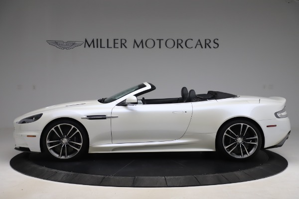 Used 2010 Aston Martin DBS Volante for sale $104,900 at Alfa Romeo of Westport in Westport CT 06880 2
