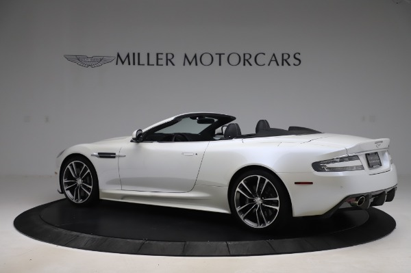 Used 2010 Aston Martin DBS Volante for sale $104,900 at Alfa Romeo of Westport in Westport CT 06880 3