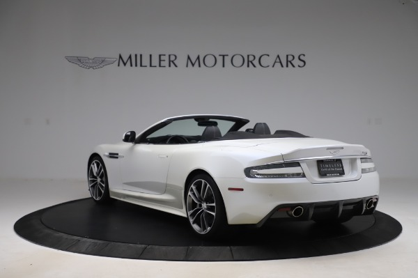 Used 2010 Aston Martin DBS Volante for sale $104,900 at Alfa Romeo of Westport in Westport CT 06880 4