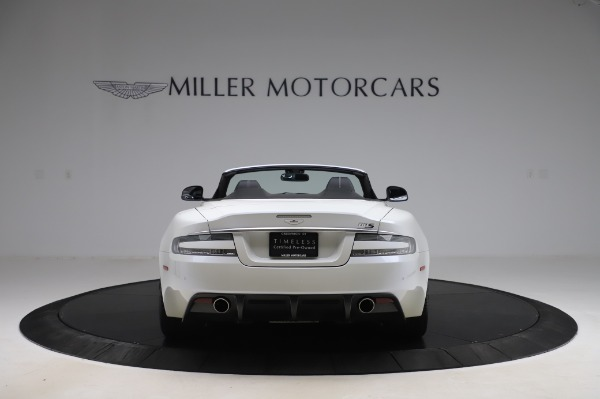 Used 2010 Aston Martin DBS Volante for sale $104,900 at Alfa Romeo of Westport in Westport CT 06880 5