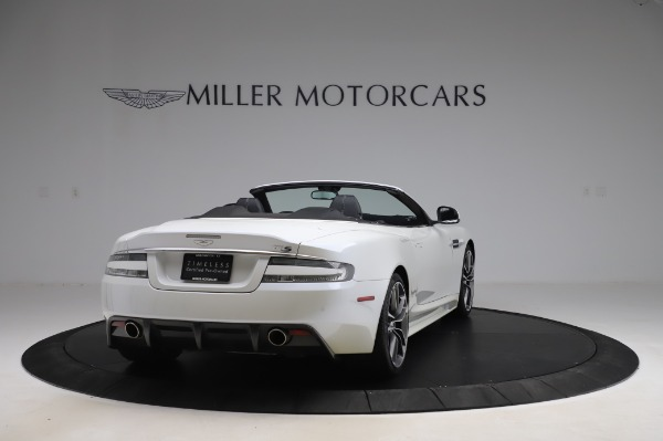 Used 2010 Aston Martin DBS Volante for sale $104,900 at Alfa Romeo of Westport in Westport CT 06880 6