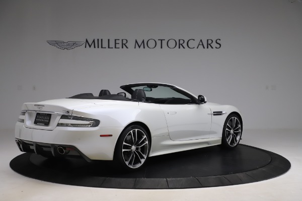Used 2010 Aston Martin DBS Volante for sale $104,900 at Alfa Romeo of Westport in Westport CT 06880 7