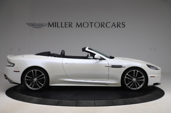 Used 2010 Aston Martin DBS Volante for sale $104,900 at Alfa Romeo of Westport in Westport CT 06880 8