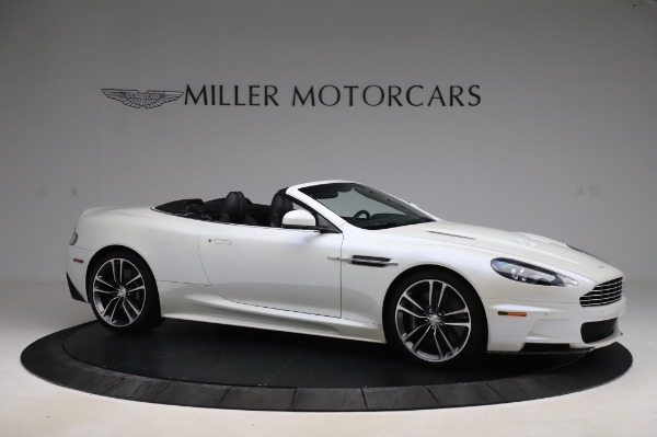Used 2010 Aston Martin DBS Volante for sale $104,900 at Alfa Romeo of Westport in Westport CT 06880 9