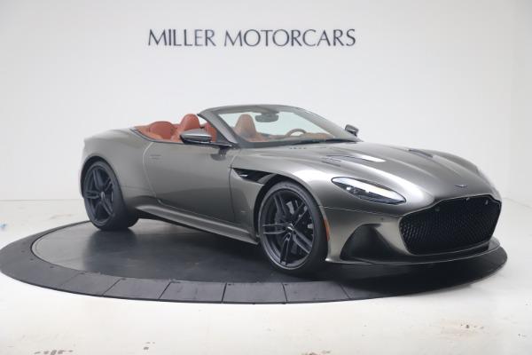 New 2020 Aston Martin DBS Superleggera Volante for sale $375,916 at Alfa Romeo of Westport in Westport CT 06880 10