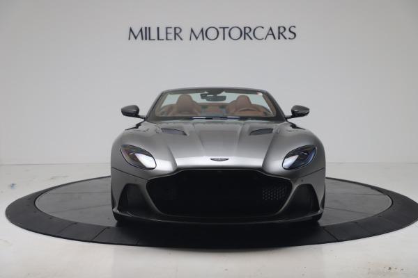 New 2020 Aston Martin DBS Superleggera Volante for sale $375,916 at Alfa Romeo of Westport in Westport CT 06880 11