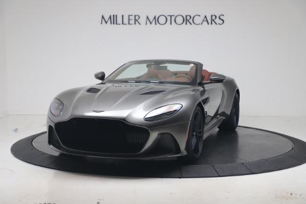 New 2020 Aston Martin DBS Superleggera Volante for sale $375,916 at Alfa Romeo of Westport in Westport CT 06880 12