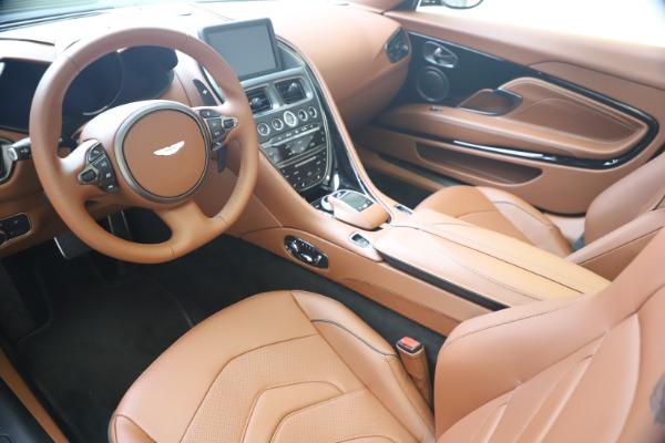 New 2020 Aston Martin DBS Superleggera Volante for sale $375,916 at Alfa Romeo of Westport in Westport CT 06880 13