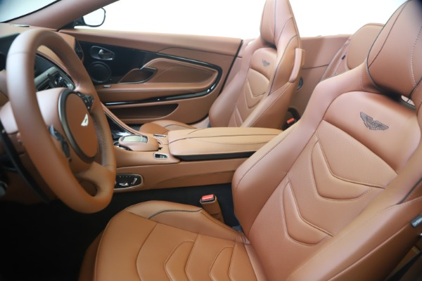 New 2020 Aston Martin DBS Superleggera Volante for sale $375,916 at Alfa Romeo of Westport in Westport CT 06880 15