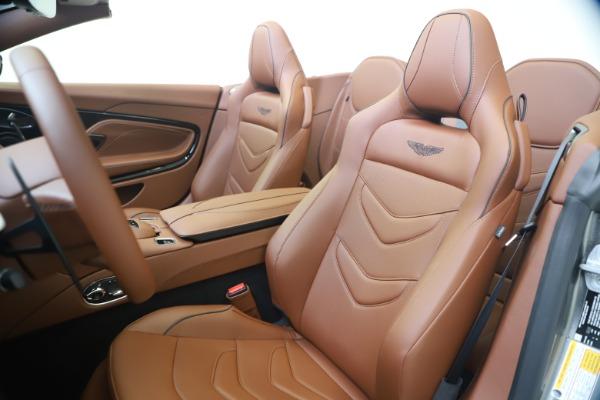 New 2020 Aston Martin DBS Superleggera Volante for sale $375,916 at Alfa Romeo of Westport in Westport CT 06880 16