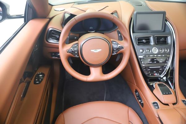 New 2020 Aston Martin DBS Superleggera Volante for sale $375,916 at Alfa Romeo of Westport in Westport CT 06880 19