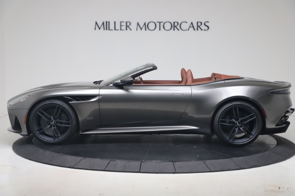 New 2020 Aston Martin DBS Superleggera Volante for sale $375,916 at Alfa Romeo of Westport in Westport CT 06880 2