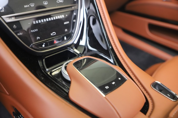 New 2020 Aston Martin DBS Superleggera Volante for sale $375,916 at Alfa Romeo of Westport in Westport CT 06880 20