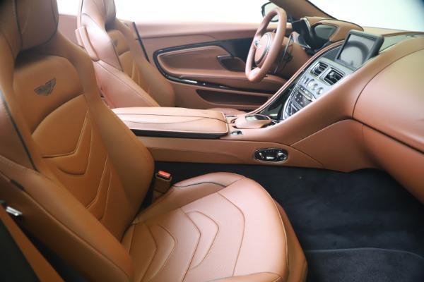 New 2020 Aston Martin DBS Superleggera Volante for sale $375,916 at Alfa Romeo of Westport in Westport CT 06880 22