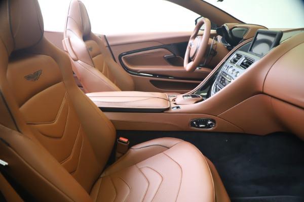 New 2020 Aston Martin DBS Superleggera Volante for sale $375,916 at Alfa Romeo of Westport in Westport CT 06880 23