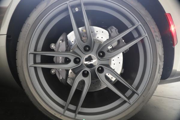 New 2020 Aston Martin DBS Superleggera Volante for sale $375,916 at Alfa Romeo of Westport in Westport CT 06880 25