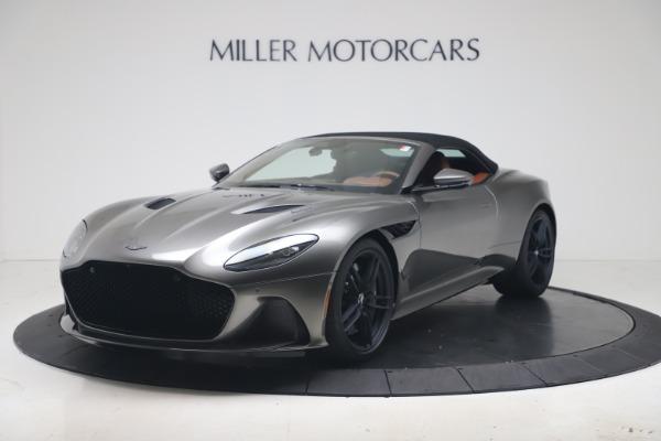 New 2020 Aston Martin DBS Superleggera Volante for sale $375,916 at Alfa Romeo of Westport in Westport CT 06880 26