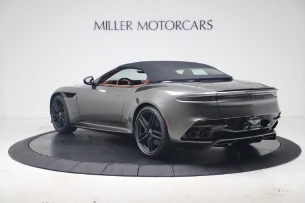New 2020 Aston Martin DBS Superleggera Volante for sale $375,916 at Alfa Romeo of Westport in Westport CT 06880 28