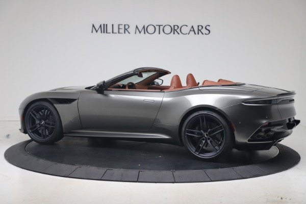 New 2020 Aston Martin DBS Superleggera Volante for sale $375,916 at Alfa Romeo of Westport in Westport CT 06880 3