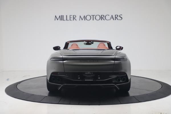 New 2020 Aston Martin DBS Superleggera Volante for sale $375,916 at Alfa Romeo of Westport in Westport CT 06880 5