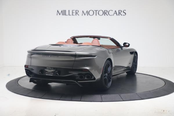 New 2020 Aston Martin DBS Superleggera Volante for sale $375,916 at Alfa Romeo of Westport in Westport CT 06880 6