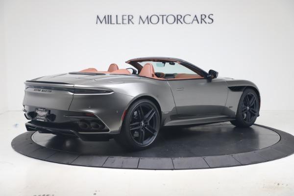 New 2020 Aston Martin DBS Superleggera Volante for sale $375,916 at Alfa Romeo of Westport in Westport CT 06880 7