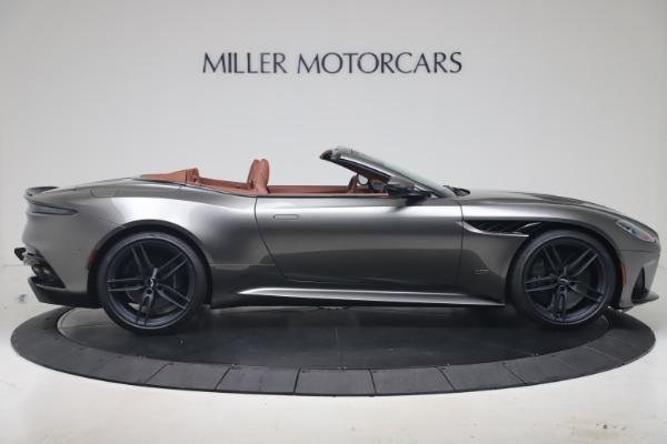 New 2020 Aston Martin DBS Superleggera Volante for sale $375,916 at Alfa Romeo of Westport in Westport CT 06880 8