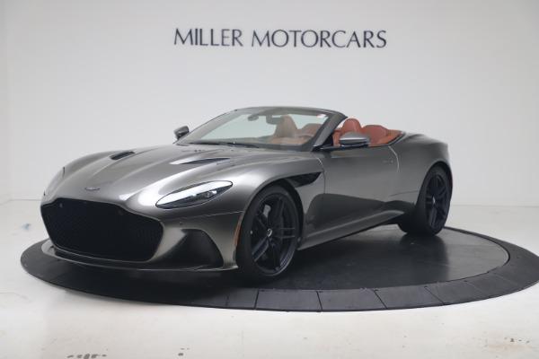New 2020 Aston Martin DBS Superleggera Volante for sale $375,916 at Alfa Romeo of Westport in Westport CT 06880 1