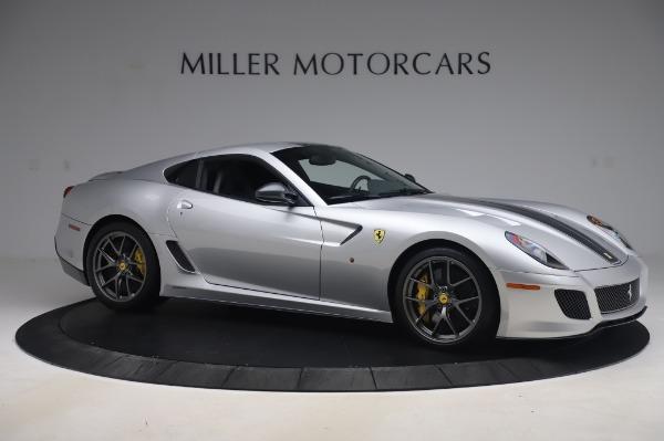 Used 2011 Ferrari 599 GTO for sale $699,900 at Alfa Romeo of Westport in Westport CT 06880 10