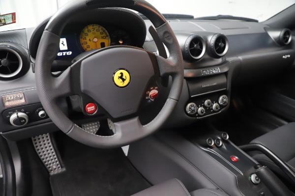 Used 2011 Ferrari 599 GTO for sale $699,900 at Alfa Romeo of Westport in Westport CT 06880 16