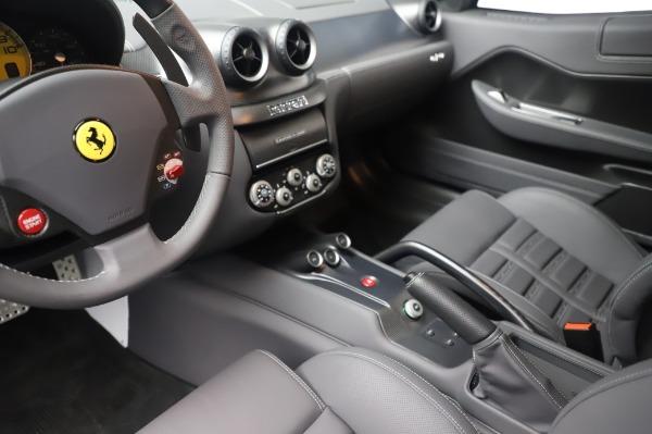 Used 2011 Ferrari 599 GTO for sale $699,900 at Alfa Romeo of Westport in Westport CT 06880 22