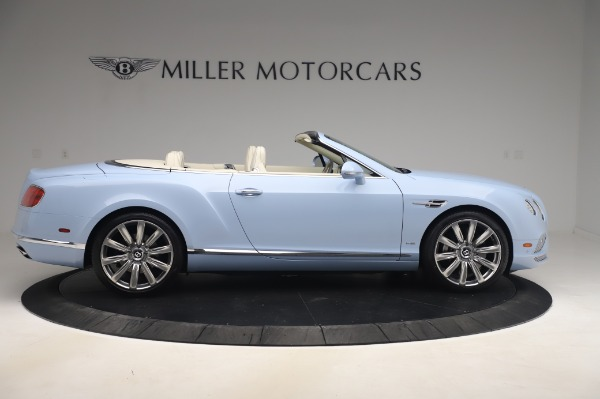 Used 2017 Bentley Continental GT Convertible W12 for sale $169,900 at Alfa Romeo of Westport in Westport CT 06880 10