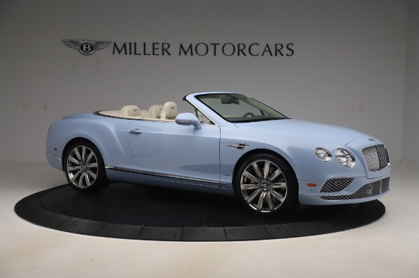 Used 2017 Bentley Continental GT Convertible W12 for sale $169,900 at Alfa Romeo of Westport in Westport CT 06880 11