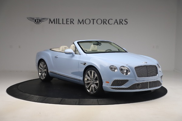 Used 2017 Bentley Continental GT Convertible W12 for sale $169,900 at Alfa Romeo of Westport in Westport CT 06880 12