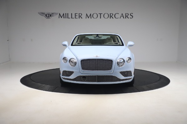 Used 2017 Bentley Continental GT Convertible W12 for sale $169,900 at Alfa Romeo of Westport in Westport CT 06880 13