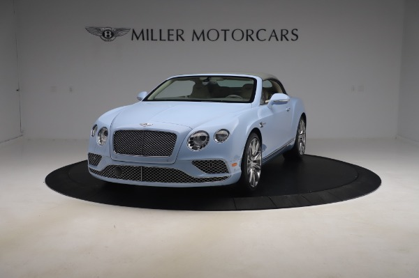 Used 2017 Bentley Continental GT Convertible W12 for sale $169,900 at Alfa Romeo of Westport in Westport CT 06880 14