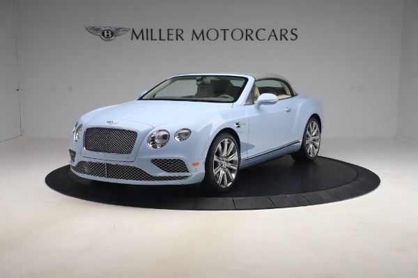 Used 2017 Bentley Continental GT Convertible W12 for sale $169,900 at Alfa Romeo of Westport in Westport CT 06880 15