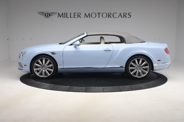 Used 2017 Bentley Continental GT Convertible W12 for sale $169,900 at Alfa Romeo of Westport in Westport CT 06880 16