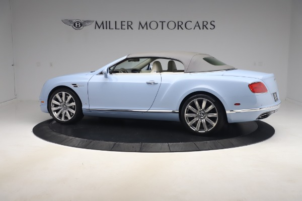 Used 2017 Bentley Continental GT Convertible W12 for sale $169,900 at Alfa Romeo of Westport in Westport CT 06880 17