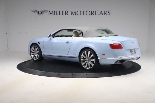 Used 2017 Bentley Continental GT Convertible W12 for sale $169,900 at Alfa Romeo of Westport in Westport CT 06880 18
